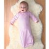 Rabbit Skins Infant Baby Rib Layette - Pink (Nb)