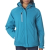 Storm Creek Ladies' Insulated Waterproof/Breathable Parka - Lagoon/Steel (S)