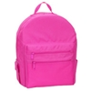 Ultraclub(R) Backpack On A Budget - Hot Pink (One)
