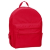 Ultraclub(R) Backpack On A Budget - Red (One)