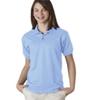 Gildan Youth Gildan Dryblendjersey Polo - Light Blue (S)