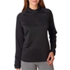 Adidas Ladies' Performance Half-Zip Training Top - Black (Xl)