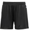 "Badger B-Core Girls 4"" Performance Shorts - Black (Xs)"