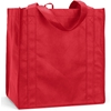 Ultraclub(R) Reusable Shopping Bag - Red (One)