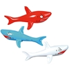 Inflatable Shark | (Red/White/Blue)
