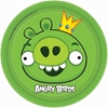 Angry Birds Dessert Plates [Set Of 8]