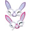 Plush Bunny Glasses