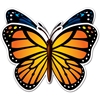 3-D Butterfly Centerpiece
