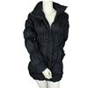 Plus Size Women'S Winter Jacket - Black