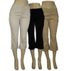 Womens Capri Pants