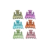 Assorted Spring Color Acrylic Hair Claw