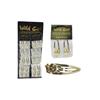 Gold Tone Hair Snapclip