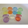 Round Pill Box - Assorted Colors