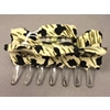 Conair Jaw Clips (Small)