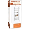 5 Basket Over-The-Door Organizer