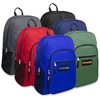 Deluxe 19 Inch Backpack - 6 Colors