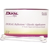 "Dukal Reflections? Glycolic Applicators, 8"", Dual Tip, Non-Sterile"