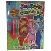 """Doodlebops"" - Count To 10 - Coloring Book."