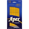 Apex Classic #2 Pencils 12/Pack I