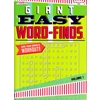 Giant Easy Word Find Book - 98 Pages