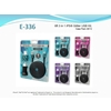 3 In 1 Ip6 Glitter Ac/Dc + 6Ft Usb Cable