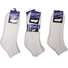Men'S Cotton White Ankle Socks