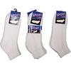 Men'S Cotton White Ankle Socks