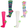 Women'S Assorted Color Knee High Socks