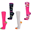 Women'S Assorted Design Knee High Socks