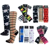Womens' Knee High Socks - Size 9-11
