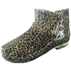 Women'S Rain Boots - Animal Print