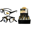 Black Folding Reading Glasses W/ Display