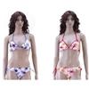 Women'S Palm Burst Prints Women'S Bikini Swimsuits