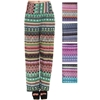 Women'S Pants - Tribal Prints