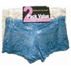 Assorted Lace Boyshort 2-Packs