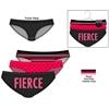 Fierce, Dot And Stripe Seamless Bikini Panties