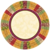 Fall Expressions 10.25'' Round Paper Plates