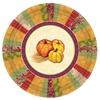 Fall Pumpkin 7'' Round Paper Plates