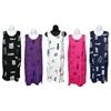 Women'S Sleeveless Print Dress Cover-Ups