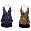 Roxanne Women'S Fashion Skirtini Swimsuits
