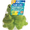 Puddle Winks Frog Bath Toys 3 Pack