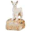 "12.5"" Standing Llama"