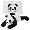 "18"" Panda Peek-A-Boo Pillow"