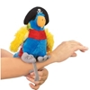 "6"" Plush Pirate Parrots"