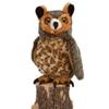 """10"""" Great Horned Owl"""
