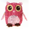 "6.5"" Pink B/B Owl"