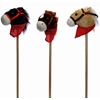 Assorted Color Riding Horse Stick - Stick Pony