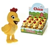 """Chica - 6"""" Chick Beanie With Pdq - 12 Per"""