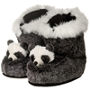 Plush Panda Boots Adult Size (In Pair)