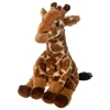 """11"""" Sitting B/B Giraffe With Picture Hangtag"""